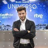 """Blas Cantó, representante de España en Eurovisión 2020, presenta """"Universo"""""""