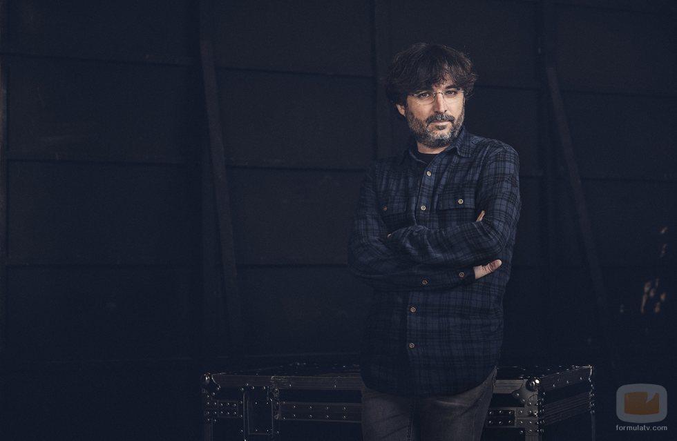 Jordi Évole, en una imagen promocional de 'Lo de Évole'