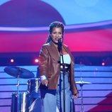 Belinda Washignton es Des'ree en la Gala 4 de 'Tu cara me suena 8'