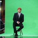 Daniel Oviedo de 'Gemeliers' es Ed Sheeran en la Gala 4 de 'Tu cara me suena 8'