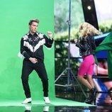 Jesús Oviedo de Gemeliers es Justin Bieber en  la Gala 4 de 'Tu cara me suena 8'