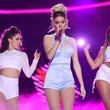 Nerea Rodríguez es Zara Larsson en la Gala 4 de 'Tu cara me suena 8'