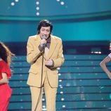 Rocío Madrid irreconocible como El Fary en la Gala 4 de 'Tu cara me suena 8'