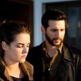 Fran Perea y María Romero, protagonistas de 'Kosta'