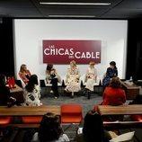 Rueda de prensa de la temporada final de 'Las chicas del cable'