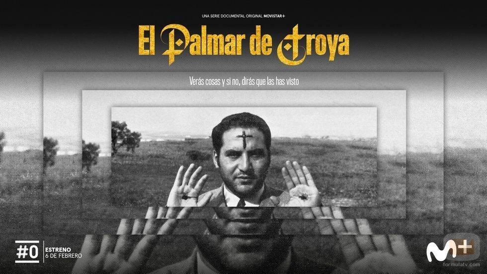 Cartel de la serie documental 'El Palmar de Troya'