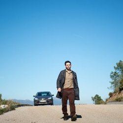 Fran Perea camina solitario en 'Kosta'