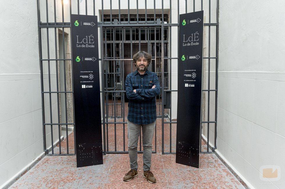 Jordi Évole, en la presentación de 'Lo de Évole'
