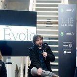 Jordi Évole atiende a los medios en la presentación de 'Lo de Évole'