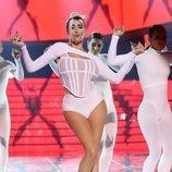 Rocío Madrid es Dua Lipa en la Gala 5 de 'Tu cara me suena 8'