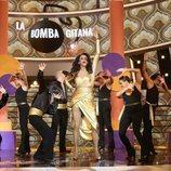 Mario Vaquerizo se convierte en Lola Flores en la Gala 5 de 'Tu cara me suena 8'