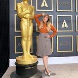 Gisela ('Frozen 2') en la presentación de los Premios Oscar 2020