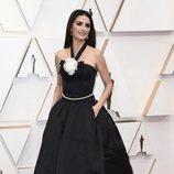 Penélope Cruz posa en la alfombra roja de los Oscar 2020