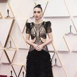 Rooney Mara posa en la alfombra roja de los Oscar 2020