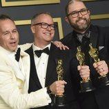 """Equipo de """"Toy Story 4"""", ganadora del Oscar 2020 a Mejor Película de Animación"""