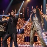 "Bruno y Nia cantan ""Bad Girls"" en la Gala 4 de 'OT 2020'"