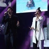 Javy y Anaju, dúo en la Gala 4 de 'OT 2020'