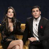 Kiko Jiménez y Estela Grande, en la Gala 5 de 'El tiempo del descuento'