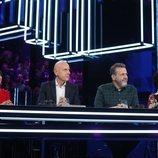 El jurado de 'OT 2020', en la Gala 4