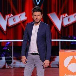 Pablo López, coach de 'La Voz 2020'