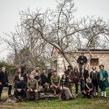 El equipo de 'Libertad', el drama de bandoleros de Movistar+