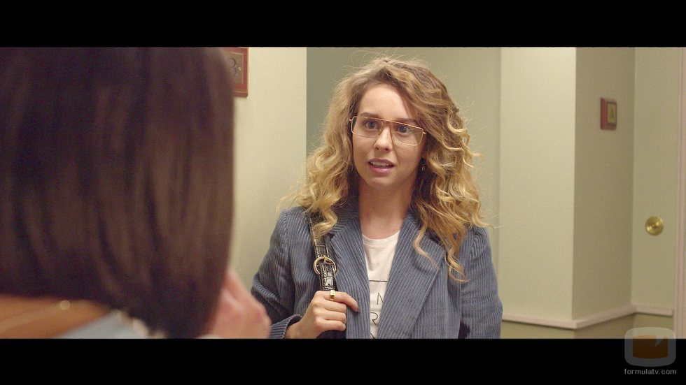 Luisita, en el 1x01 de '#Luimelia'