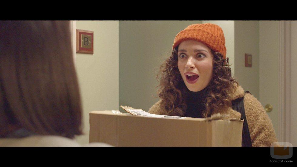 Amelia, en el 1x01 de '#Luimelia'