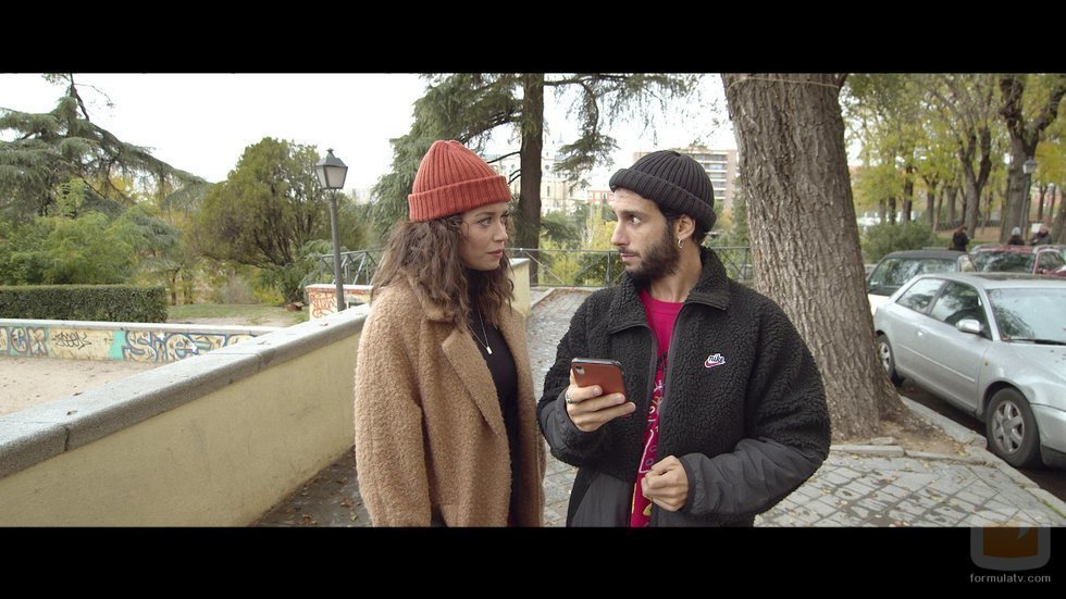 Amelia e Ignacio, en el 1x01 de '#Luimelia'