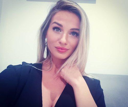 Adelina Seres ('La isla de las tentaciones'), en un selfie