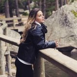 Adelina Seres ('La isla de las tentaciones') posa en un parque natural