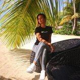 Adelina Seres ('La isla de las tentaciones') en República Dominicana