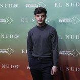 Javier Morgade en la premiere de 'El nudo'