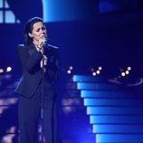 Cristina Ramos es Demi Lovato en la Gala 6 de 'Tu cara me suena 8'