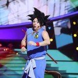 El Monaguillo es Son Goku en la Gala 6 de 'Tu cara me suena 8'