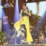 Anaju, en su actuación en la Gala 5 de 'OT 2020'