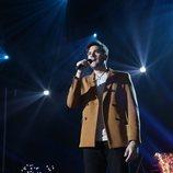 Javy, en su actuación en la Gala 5 de 'OT 2020'