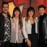 Beret, Aitana, Rozalén y Blas Cantó, asesores de 'La Voz Kids 2020'