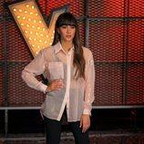 Aitana Ocaña es la asesora de David Bisbal en 'La Voz Kids 2020'