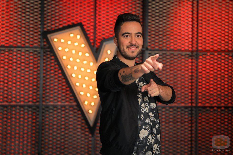Beret, asesor de Melendi en 'La Voz Kids 2020'