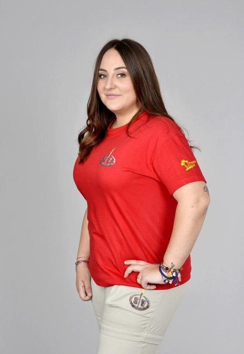 Rocío Flores posa como concursante de 'Supervivientes 2020'
