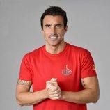 Hugo Sierra posa como concursante de 'Supervivientes 2020'