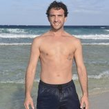 Antonio Pavón, concursante de 'Supervivientes 2020', posa en bañador