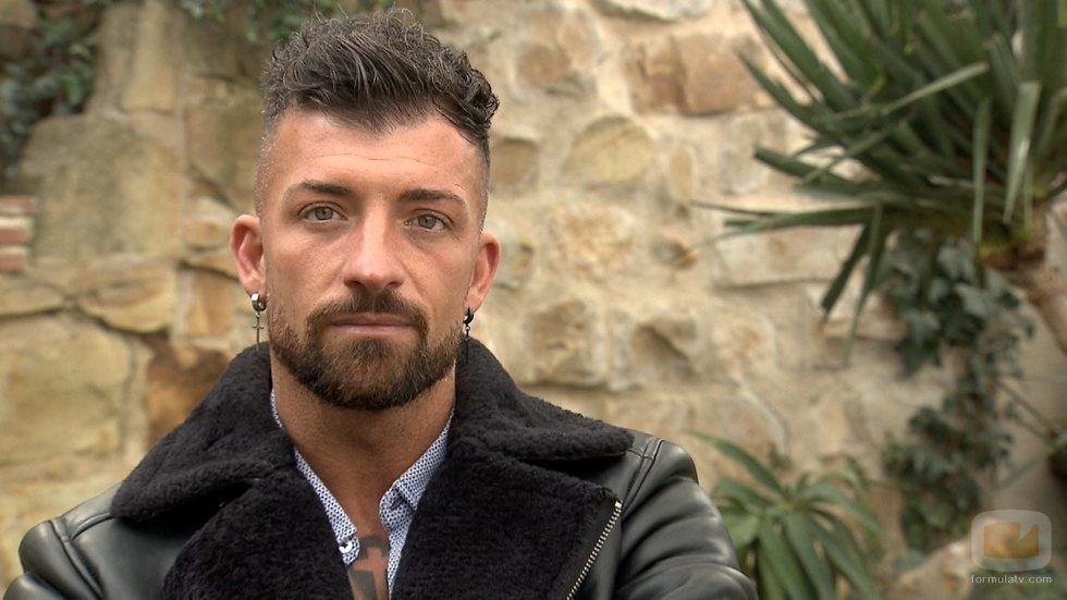 Rubén Sánchez, tronista en 'Mujeres y hombres y viceversa'