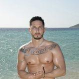 Nyno, de 'Supervivientes 2020', posa en bañador desde la playa de Honduras