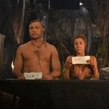 Cristian Suescun y Bea Retamal, nominando en la Gala 1 de 'Supervivientes 2020'