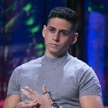 Christofer Guzmán, en la Gala 1 de 'Supervivientes 2020'