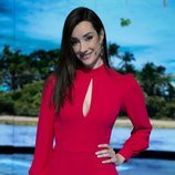Adara Molinero posa en la Gala 1 de 'Supervivientes 2020'