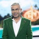 Jorge Javier Vázquez posa en la Gala 1 de 'Supervivientes 2020'