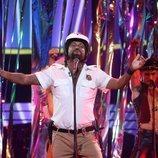 El Monaquillo como Village People en la Gala 7 de 'Tu cara me suena 8'
