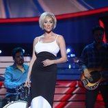 Rocío Madrid como The Cardigans en la Gala 7 de 'Tu cara me suena 8'